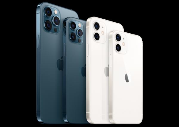 iPhone 12, 12 Pro, 12 Pro max, 12 mini